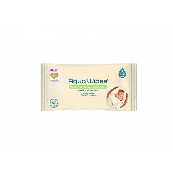 Lingettes pures biodégradables