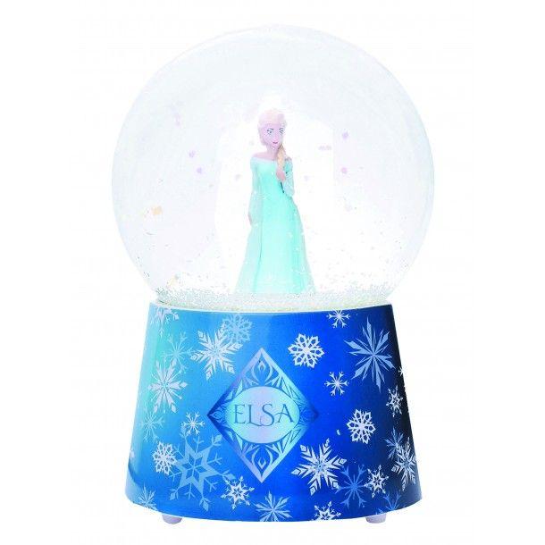 Boule à neige - La reine des neiges