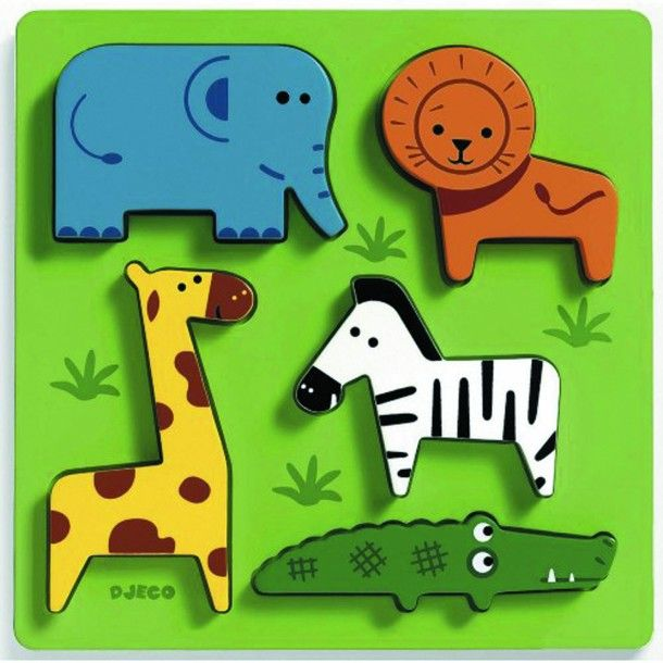 Puzzle incrocodible