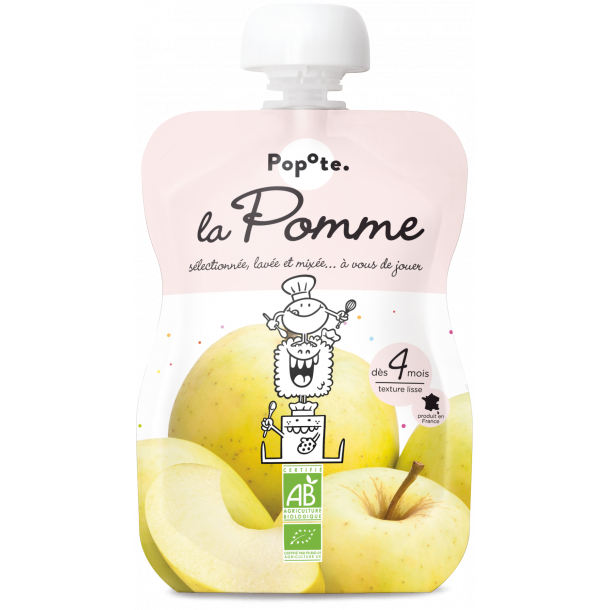 Gourdes pomme / patate douce