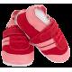 Petits chaussons en cuir