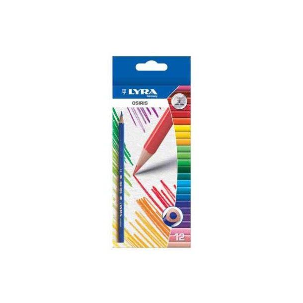 Crayons de couleur OSIRIS