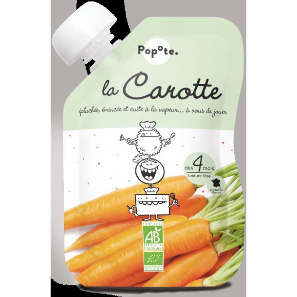 Gourde carotte
