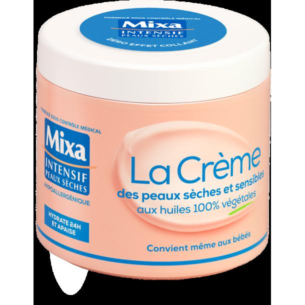 La crème des peaux sèches et sensibles