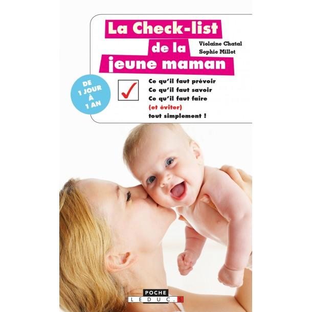 La check-list de la jeune maman