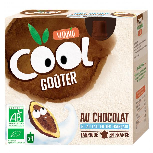 Gourde Cool Goûter Cacao