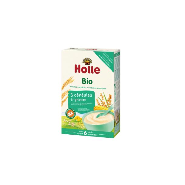 Céréales complètes 3 céréales bio