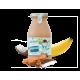 Smoothie banane noix de coco cannelle