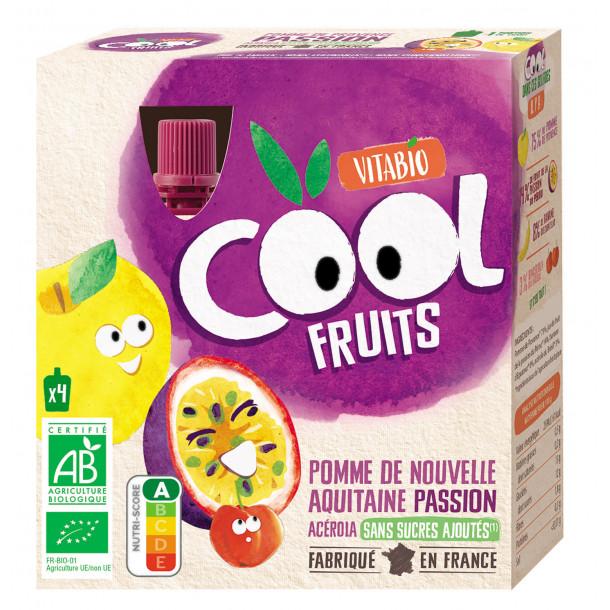 Gourdes aux fruits