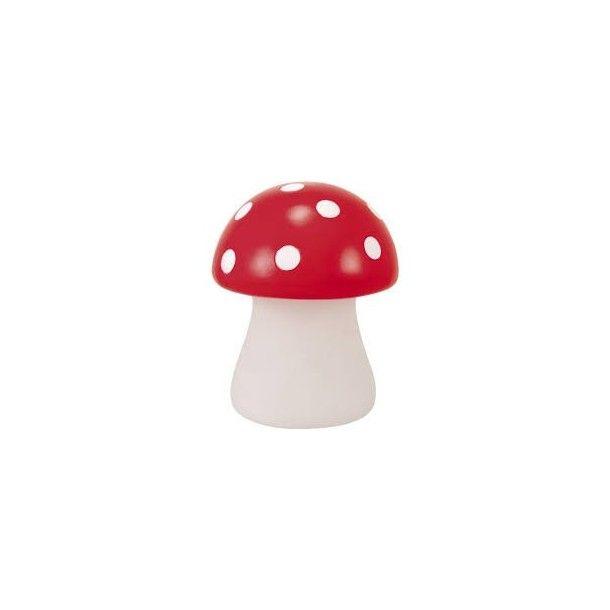 Veilleuse champignon