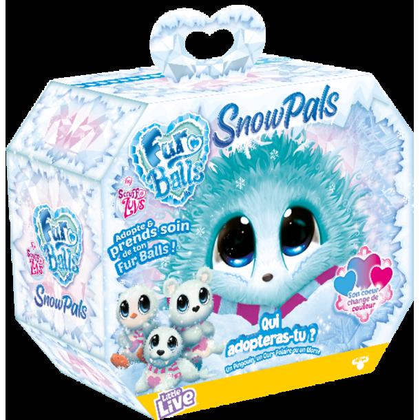 Fur balls Snowpals