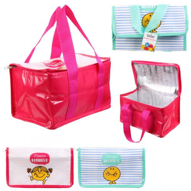 Lunch bag Monsieur Madame