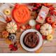Pack goûter d'Halloween - Citrouille