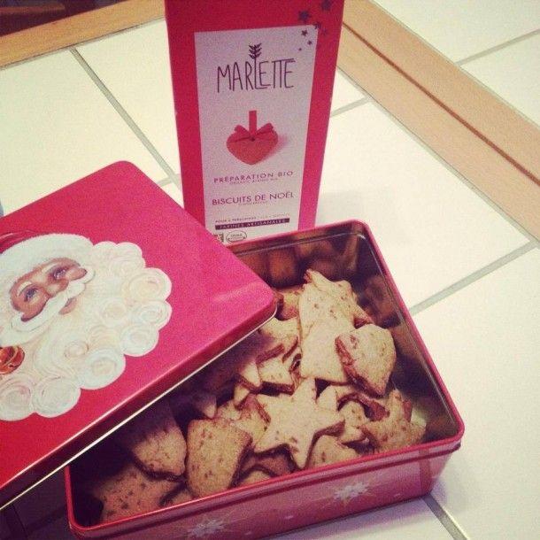 2ème mission : De fameux biscuits de Noël !
