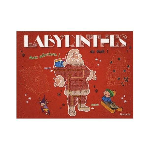 Labyrinthes de Noël