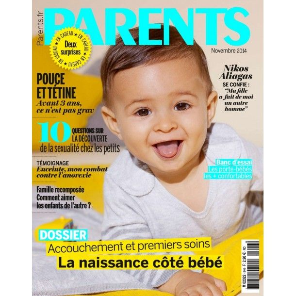 Magazine Parents - Décembre 14
