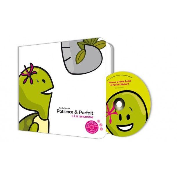 Livre CD Patience & Parfait