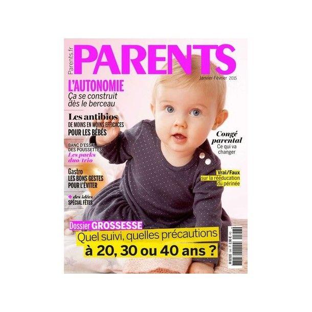 Magazine Parents - Décembre 14