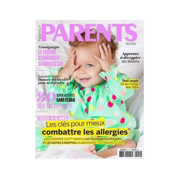 Magazine Parents - Avril 15