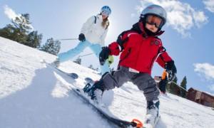 Bébé ski