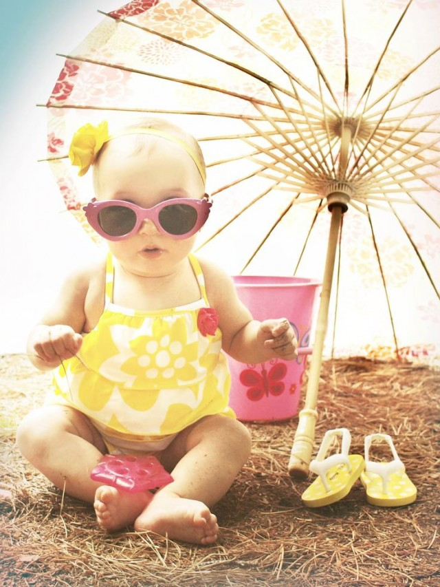 indispensables vacances bébé